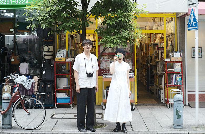 エマちゃん&ノリさん神田神保町古書散歩