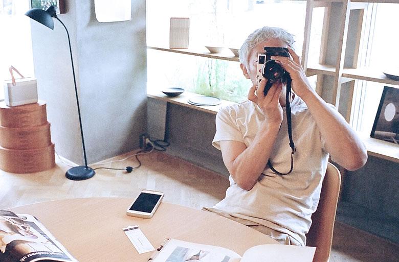 ホンマさん翠れんさん写真対談