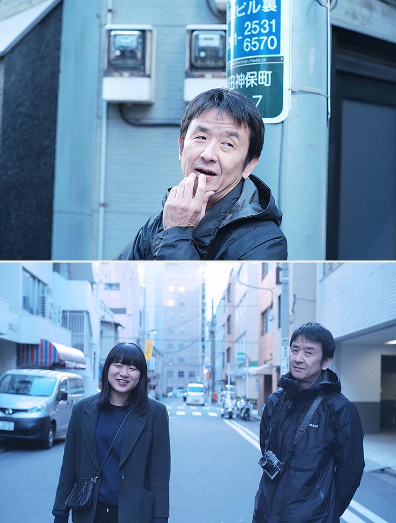 大森克己さん+石田真澄さん対談