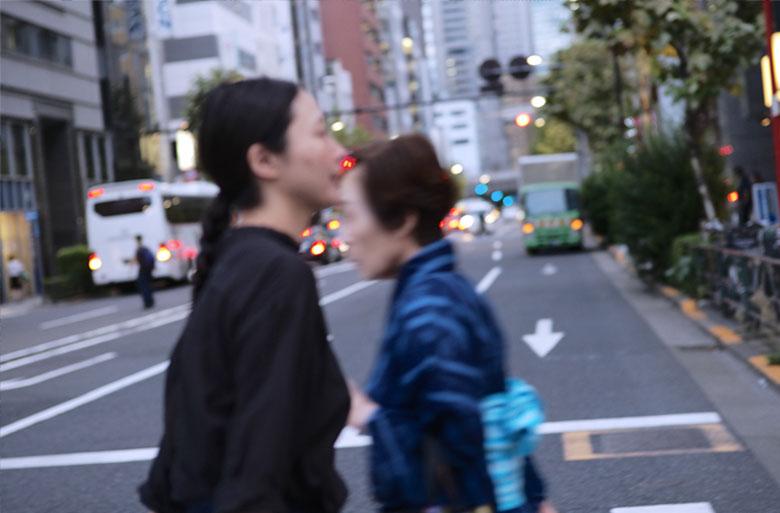 >長田佳子氏インタビュー